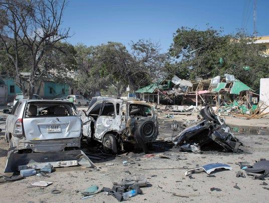 Mogadisha al-Shabaab