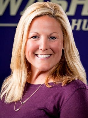 UW athletic director Jennifer Cohen
