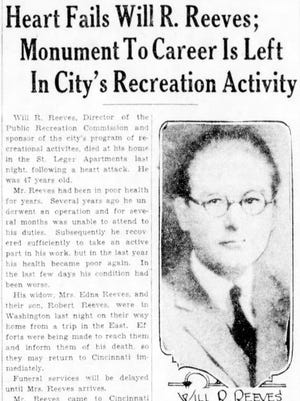 The June 6, 1931 edition of the Cincinnati Enquirer.