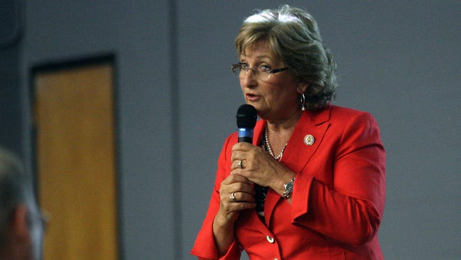 Congresswoman Diane Black says Sumner County Schools should fight the ACLU's complaint  involving a transgender student's request regarding restroom access.