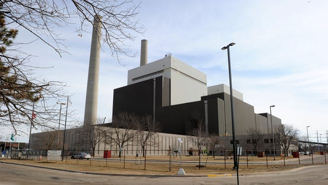 DTE Energy Co.'s Belle River Power Plant in East China Township started in 1984 and will operate on coal until at least 2030, the company says.