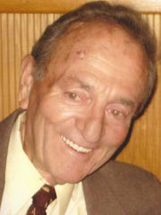Peter Micheletti will be honored at Buena Historical