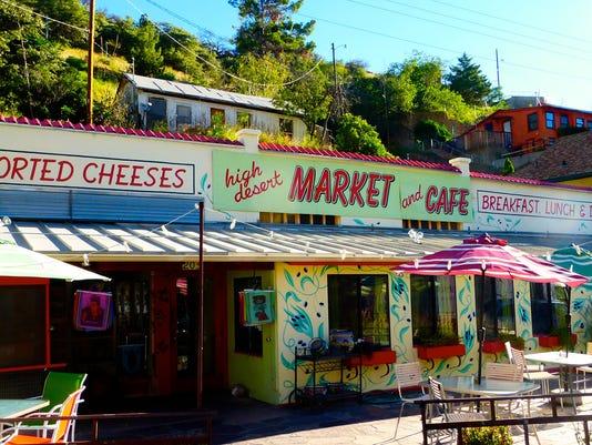 High Desert Market and Café