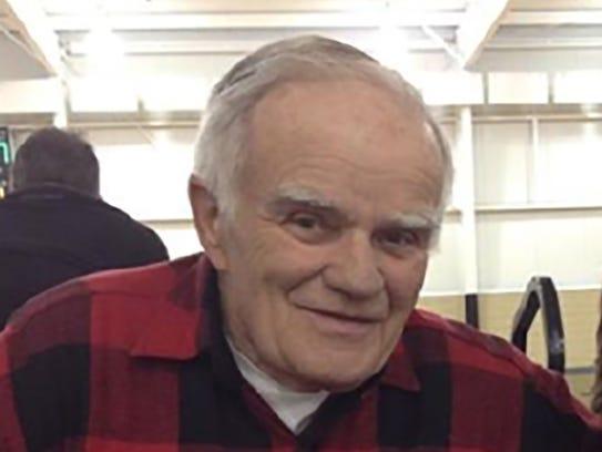 Thomas Mulcahy, 80, of Corunna.