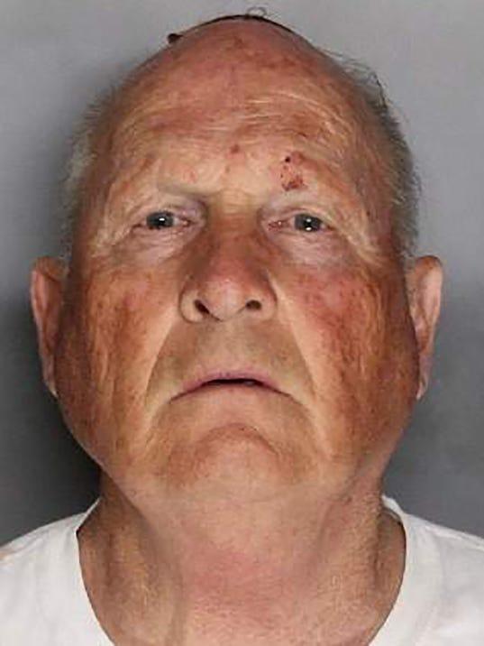 Joseph James DeAngelo Golden State Murderer