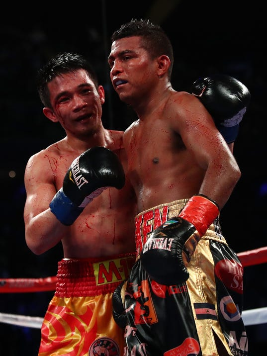 Chocolatito vs. Rungvisai