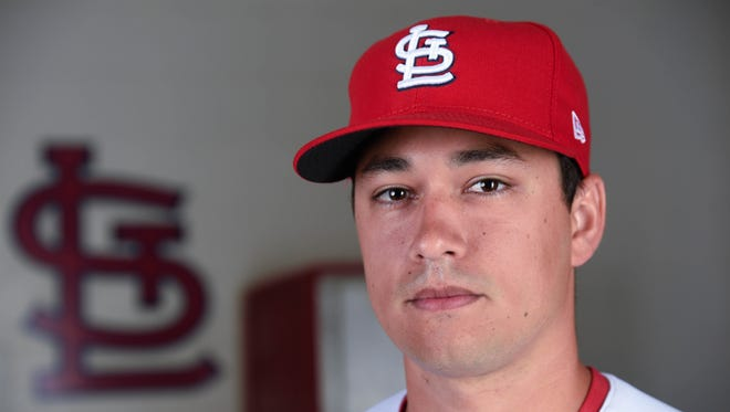 Rocky Mountain High School graduate and St. Louis Cardinals pitcher Marco Gonzales is ready to return to the mound after Tommy John surgery.