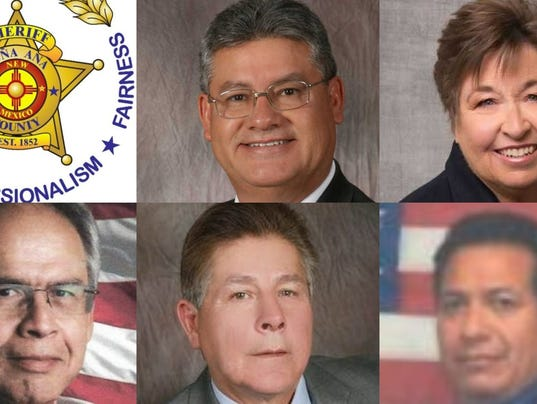 5 Doña Ana County sheriff's candidates