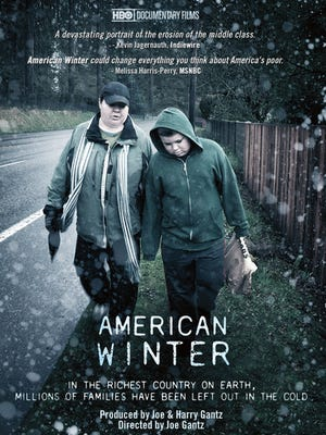 Promo for 'American Winter' HBO documentary