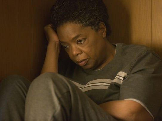 Oprah Winfrey plays Deborah Lacks, daughter of Henrietta,