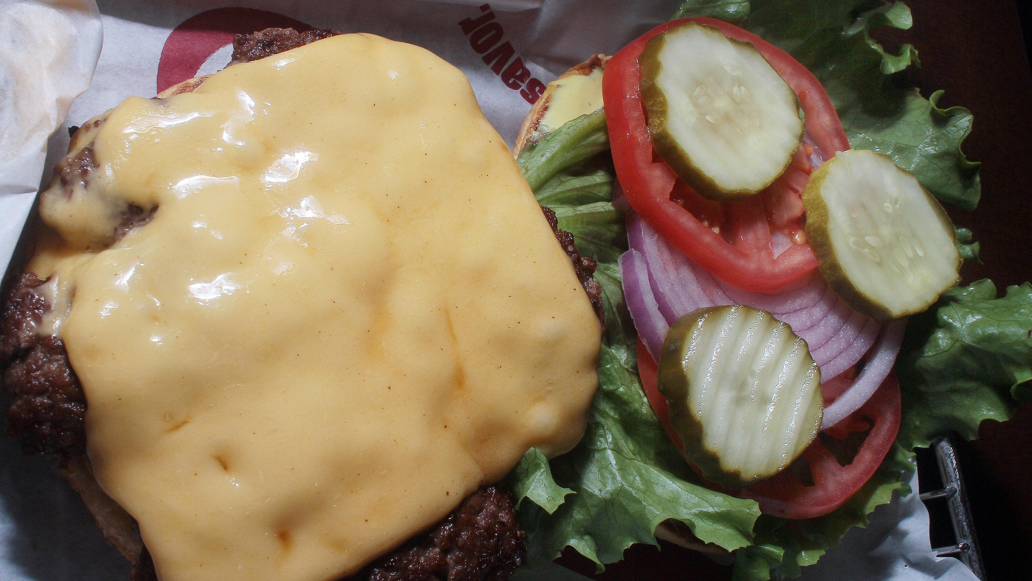 You Can Eat Smashburger For 100 Straight Days For 100