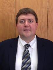 Wilson Jr. High School Principal Lee Thennes