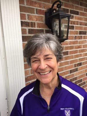 Father Ryan volleyball coach Jinx Cockerham retired following winning the 2015 DII-AA state title.