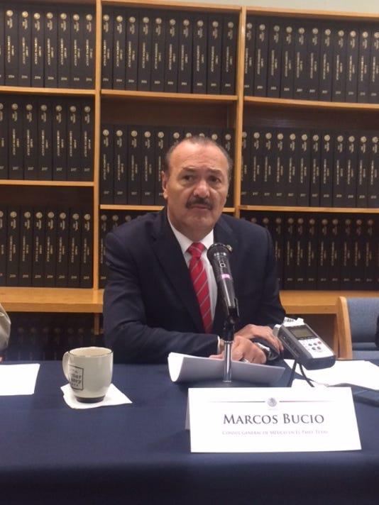 Marcos Bucio