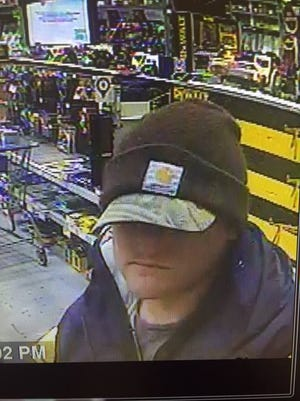 Picture of man sought in Lowe's tool theft in Millville on Jan. 2.