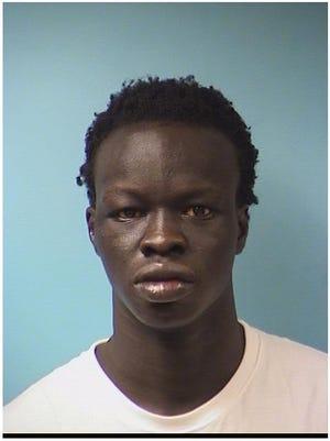 Jacob Nhial Elijah 23, St. Cloud