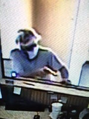 This man allegedly robbed Approved Cash Advance in
