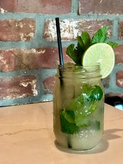 Charlie's of Bay Head Guava Mojito.