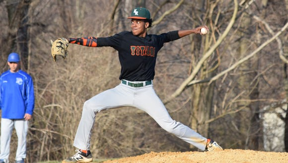 East Ramapo senior Shawn Forlenza will be an impact