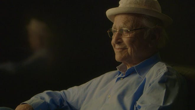 "Norman Lear, seen in the new documentary ""Norman Lear: Just Another Version of You."""