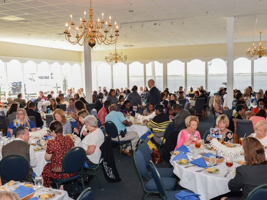 United Against Poverty's Hand UP Luncheon received