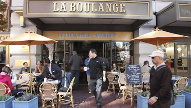 One of the La Boulange locations in the San Francisco Bay Area. Starbucks said it was closing the chain it bought two years ago.