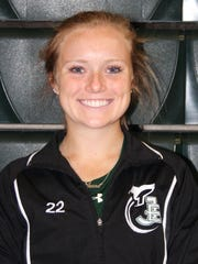Jenna Mongold, James Buchanan softball