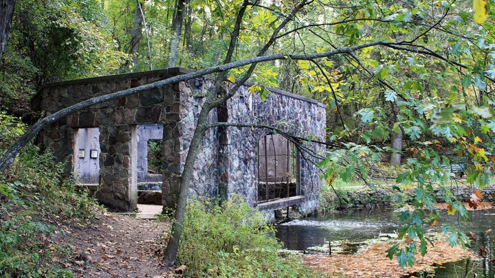 Hike past abandoned buildings, ruins, old cars and more on these Wisconsin trails