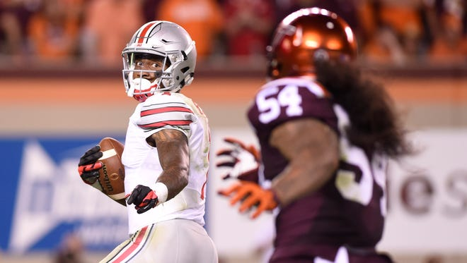 Everybody in the FBS is behind Braxton Miller and Ohio State this season.