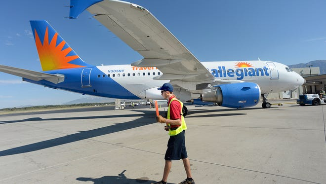 Allegiant Air announced Aug. 21, 2018, that it will fly from St. George to the Phoenix area starting Nov. 9, 2018.