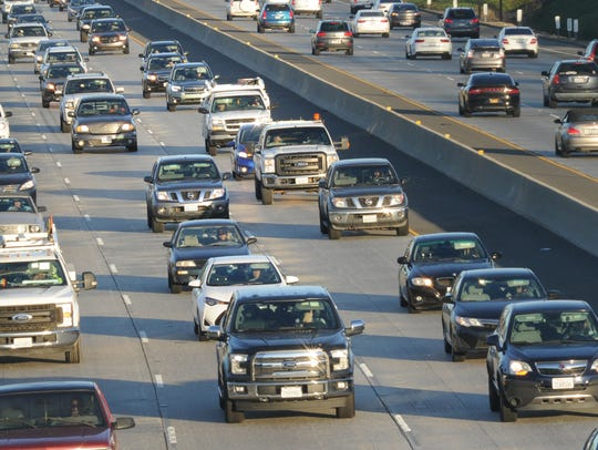 Highways are expected to be busier this Thanksgiving than any time since 2005. Experts say a booming economy is responsible for 54 million people traveling this holiday week.