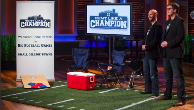 Rent Like A Champion received a $200,000 investment win on Oct. 30 after making a two-minute pitch on the ABC show.