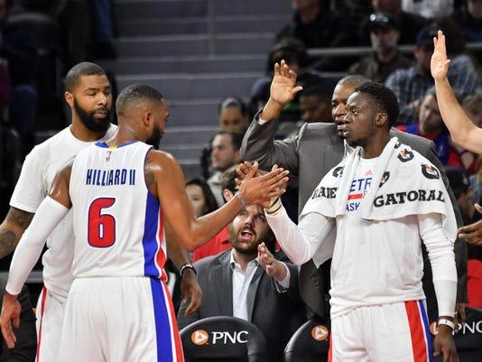 Guarding Palace Key To Pistons Playoff Push