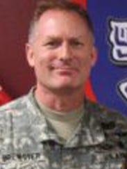 Col. Steven Brewster