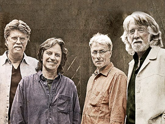 The Nitty Gritty Dirt Band will perform in Redding.