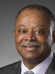 George Evans, president, Christina Board of Education