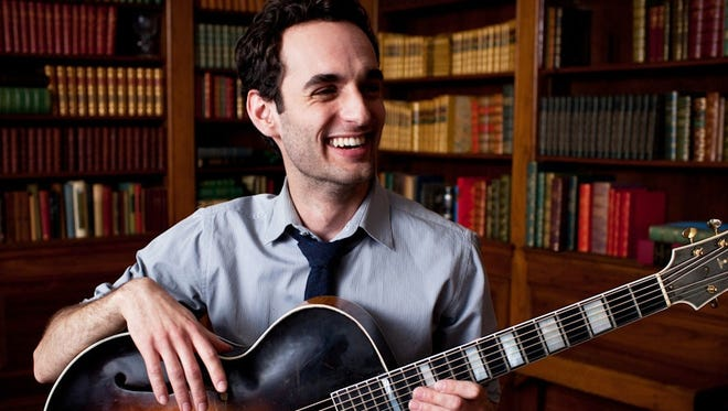 The Julian Lage Trio performs Sunday at the Richmond Congregational Church.