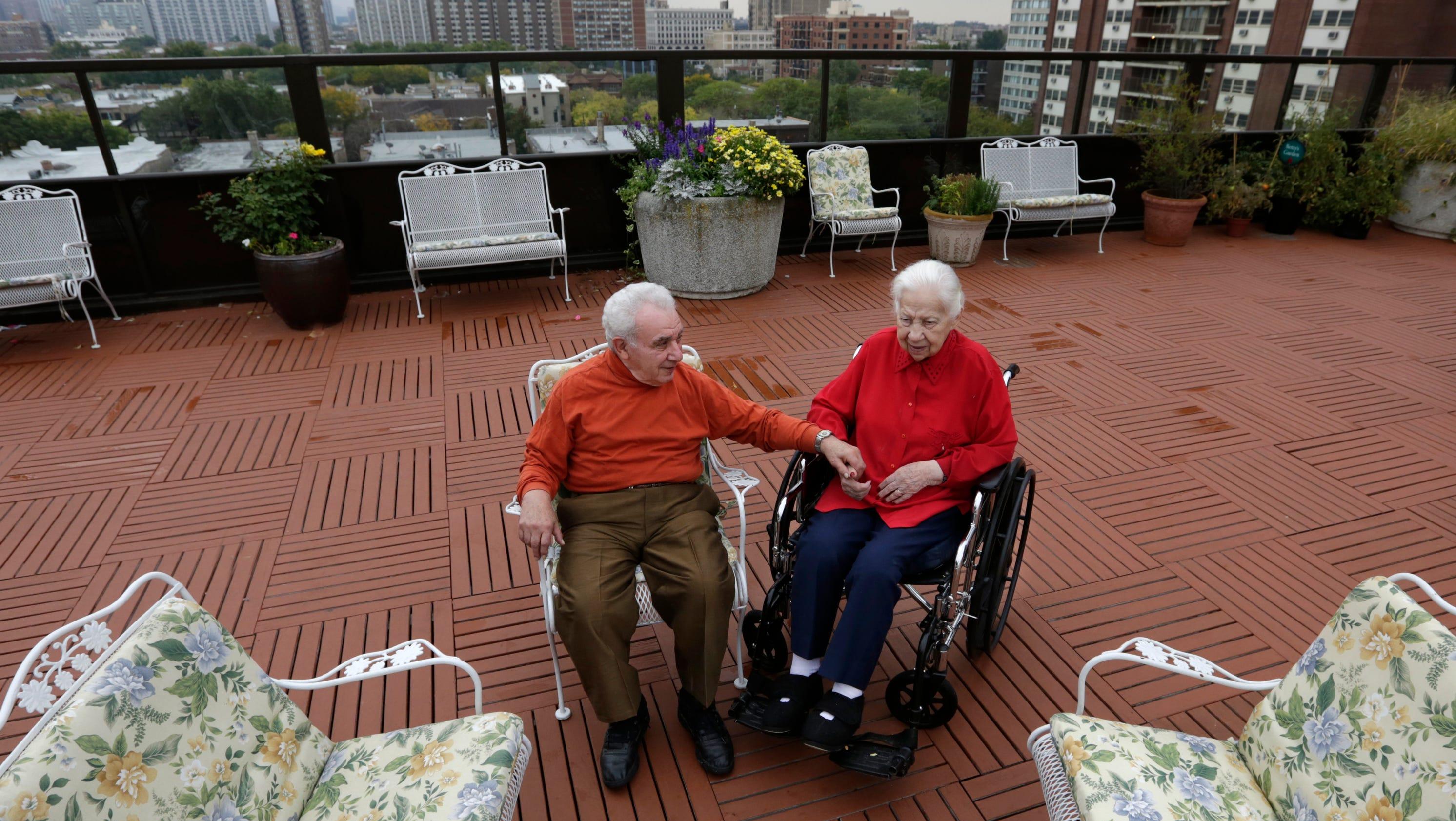Home For Holocaust Survivors Sees Last Generation