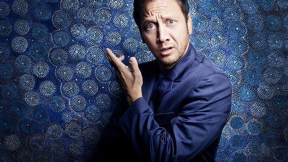 Comedian Rob Schneider will perform in Sioux Falls