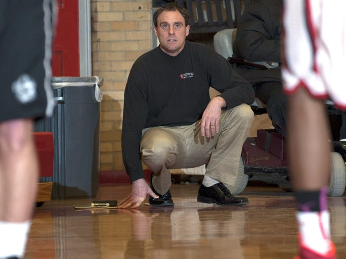Paul Wiedeman has resigned his head coaching position at Cherokee after less than a week. He is expected to return to Haddonfield.