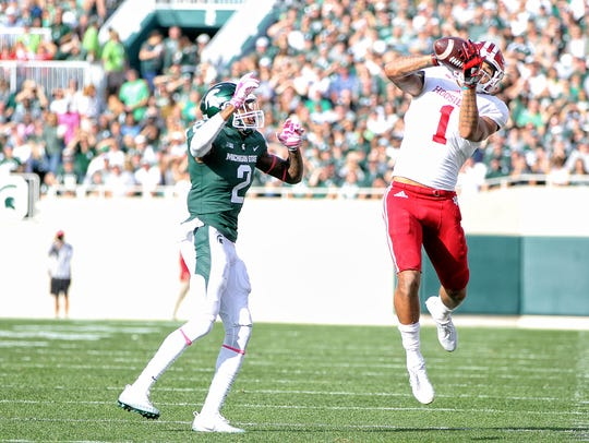 Simmie Cobbs remains IU's big play wide receiver.
