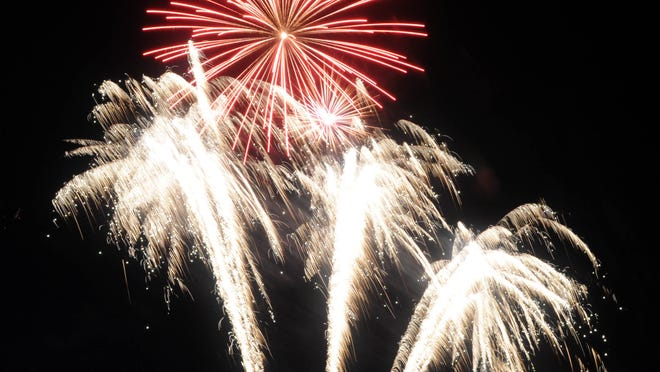 Cherry Hill has canceled its annual Fourth of July fireworks show. Officials said no venue in the township can safely accommodate such a large crowd.