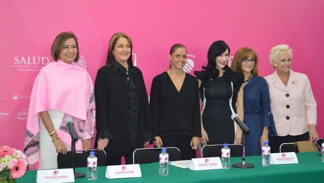 """Daniela forma parte de la Cumbre 2018 de """"Mi Lucha es Rosa"""", que se celebrará el 22 de mayo en el Auditorio Nacional, con un ciclo de conferencia y eventos culturales."""
