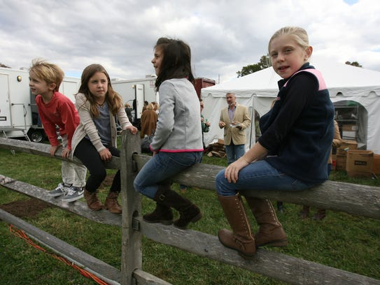 The annual Far Hills Race Meeting returns Oct. 21 to Moorland Farms.