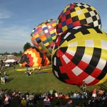 The Michigan Challenge Balloonfest will be held Friday through Sunday at Howell High School.