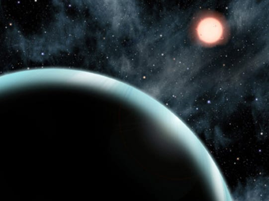 704 days exoplanet discovered with longest known year. Black Bedroom Furniture Sets. Home Design Ideas