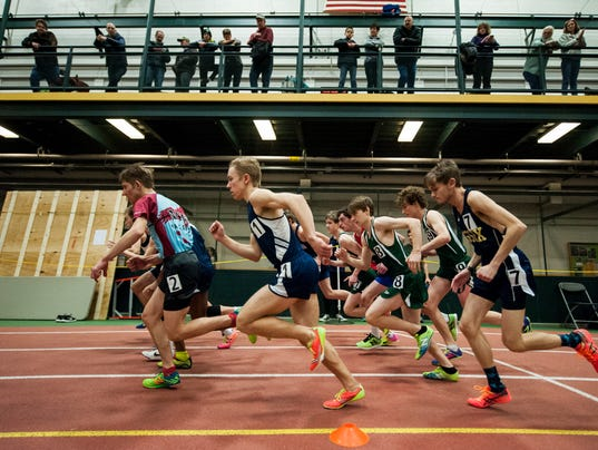 High School Indoor Track and Field Championships 02/10/18