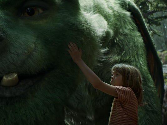 Film Review Pete's Dragon (2)