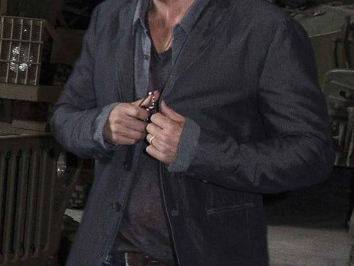 Brad Pitt ring