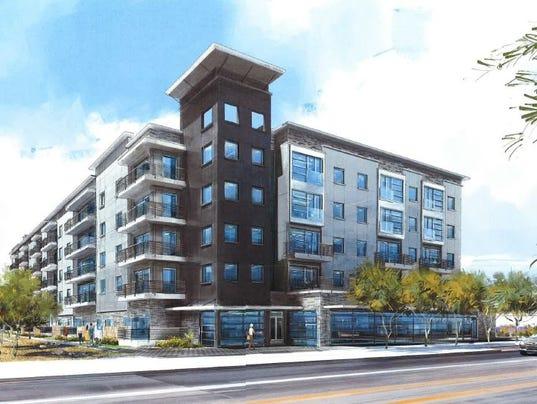 Single Level Apartments Phoenix Az